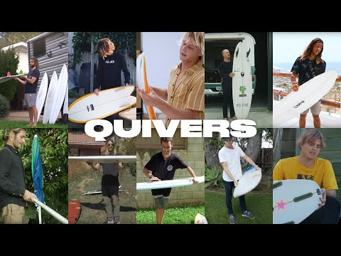 Craig Anderson, Mason Ho, And More On Their Favorite Surfboards