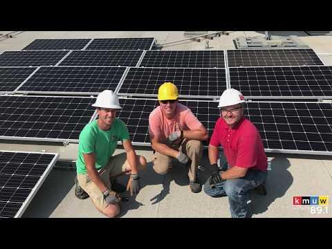 Solar at KMUW!