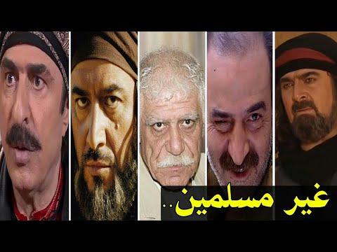 اشهر 8 ممثلين سوريين قد لا تعلم انهم ليسوا مسلمين ـ ديانات الفنانين