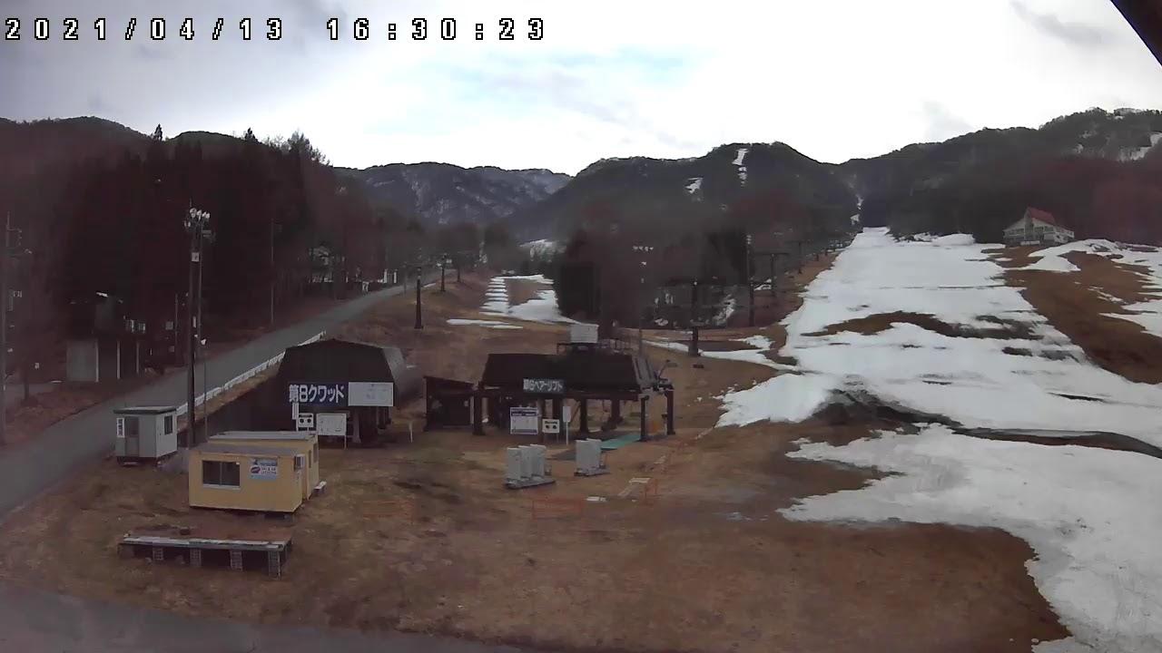 【公式】宝台樹スキー場のライブ配信