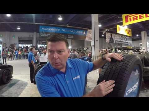 SEMA 2016 Interview with Scott F. Jamieson on Cooper Tire Zeon RS3-G1