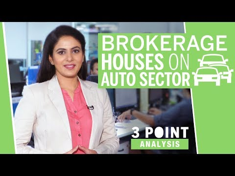 3 Point Analysis | What's Ailing The Auto Sector ?