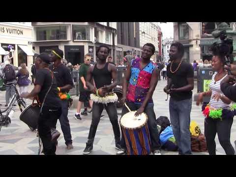 Copenhagen Jazz Festival 2017: African Drums & Dance In Copenhagen 3/
