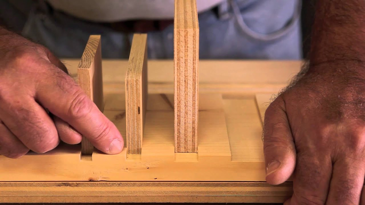 Router Joinery Basics Dado Youtube