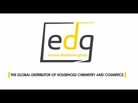 Europe Distribution Group - Distributor of household chemicals and cosmetics from around the world