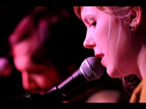 Pomplamoose - River Shiver live (1:15 clip) - Disposable Film Festival - 26 March 2011