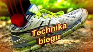 Lekcja biegowa 5: technika biegu