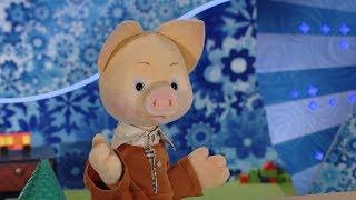 СПОКОЙНОЙ НОЧИ, МАЛЫШИ! - Водяная лошадь - Мультфильмы для малышей (Кротик и Панда)