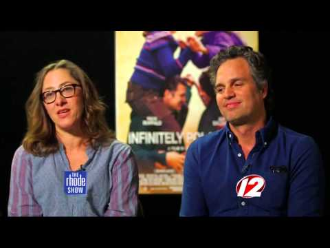 Mark Ruffalo  and Director Maya Forbes talk about upcoming film Infinitely Polar