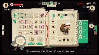 Moonlighter Nintendo Switch Gameplay - Tech Dungeon