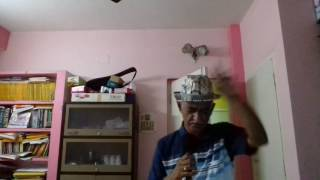 Mast baharon ka main aashiq karaoke by jvramanan