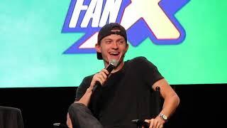 Tom Holland Panel—FanX Salt Lake Comic Con