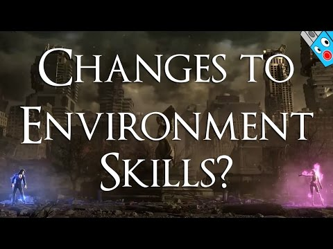 Possible Changes to Environment Skills - Phantom Dust - Discussion