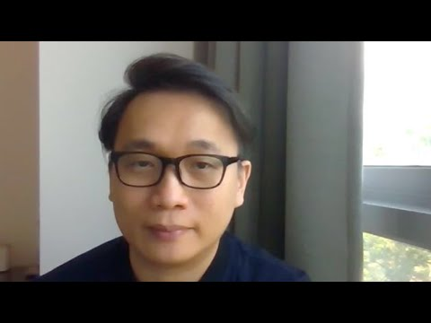 Anndy Lian: Overview of blockchain technology adoption for government