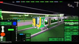 Roblox CTT 7 Central Train station a telaville parte 1/2