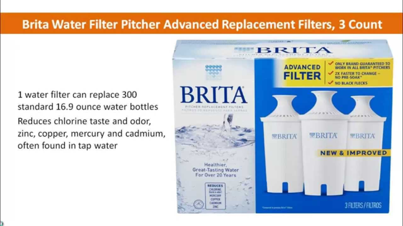 How effective are Brita filters really?