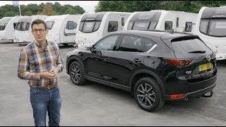 The Practical Caravan Mazda CX-5 review