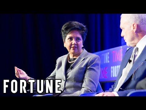 Watch the Full Interview With Indra Nooyi, PepsiCo CEO | CEO Initiative 2017