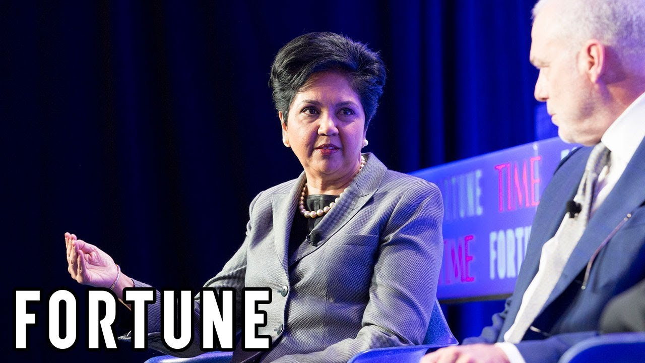 americas best leaders indra nooyi pepsico Women in leadership- indra nooyi indra became ceo of pepsico in 2006 after serving for several years as.