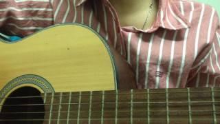 Đồng thoại- Minh Vương[ guitar cover]