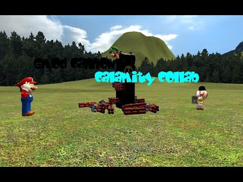 Thumbnail: The Gmod Cannon Calamity