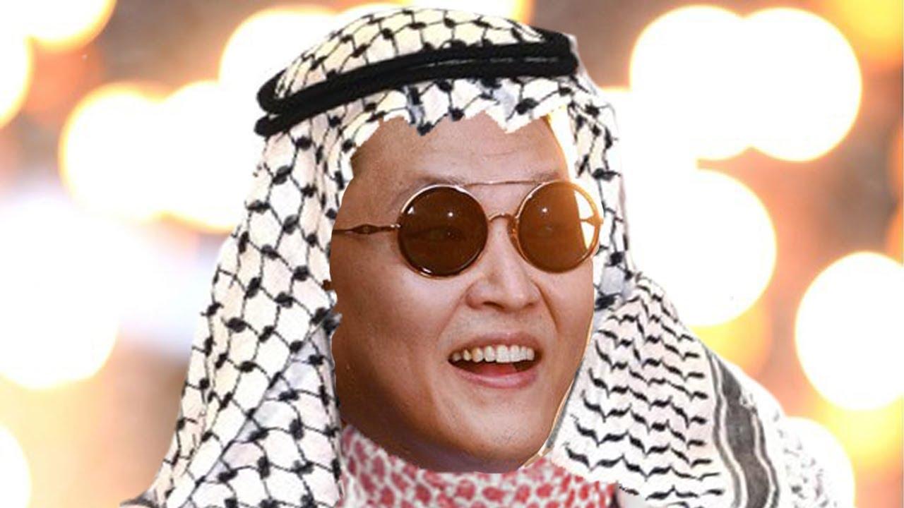 PSY - GENTLEMAN Arab P...