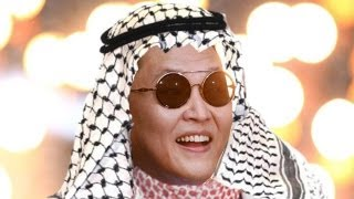 Repeat youtube video PSY - GENTLEMAN Arab Parody M/V