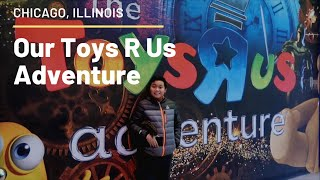 Our Toys R Us Adventure Experience