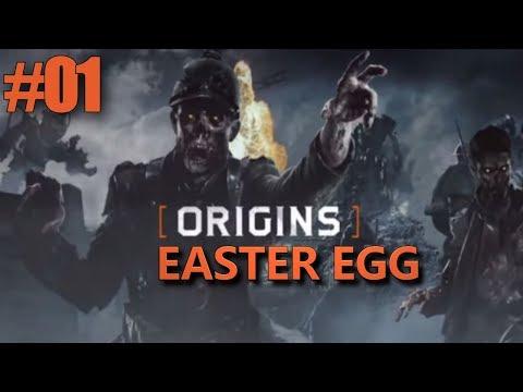 Easter Egg | Origins #1 - Temos que nos preparar rápido!