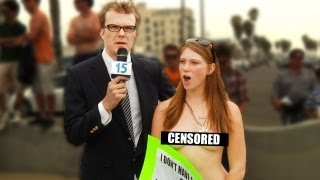 Topless Protest Gets TROLLED!