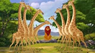 Мультфильмы Disney - Хранитель лев | В поисках Удугу (Сезон 1 Серия 25)