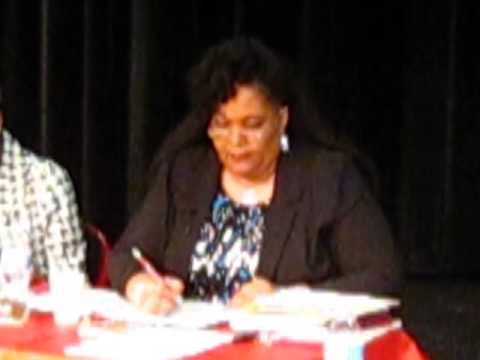 4/13/2015 East Cleveland Ohio School Board Monthly Meeting