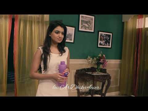 ||Arjun & Radhika||ArDhika sharing the bed