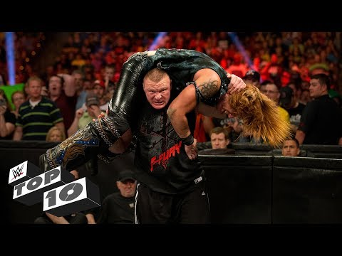 Brutal barricade attacks: WWE Top 10, May 12, 2018