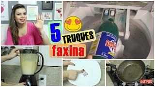 5 truques de faxina que vão facilitar sua vida | Paloma Soares