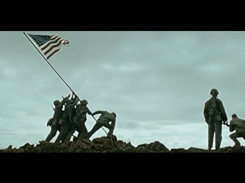 Flags of our Fathers - Music Video - Platoon Swims