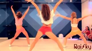 Booty Dance twerk  Офигенный танец   ТВЕРК