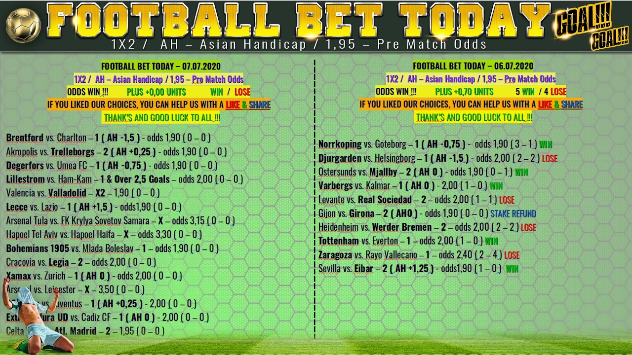 Safe Bets For Today