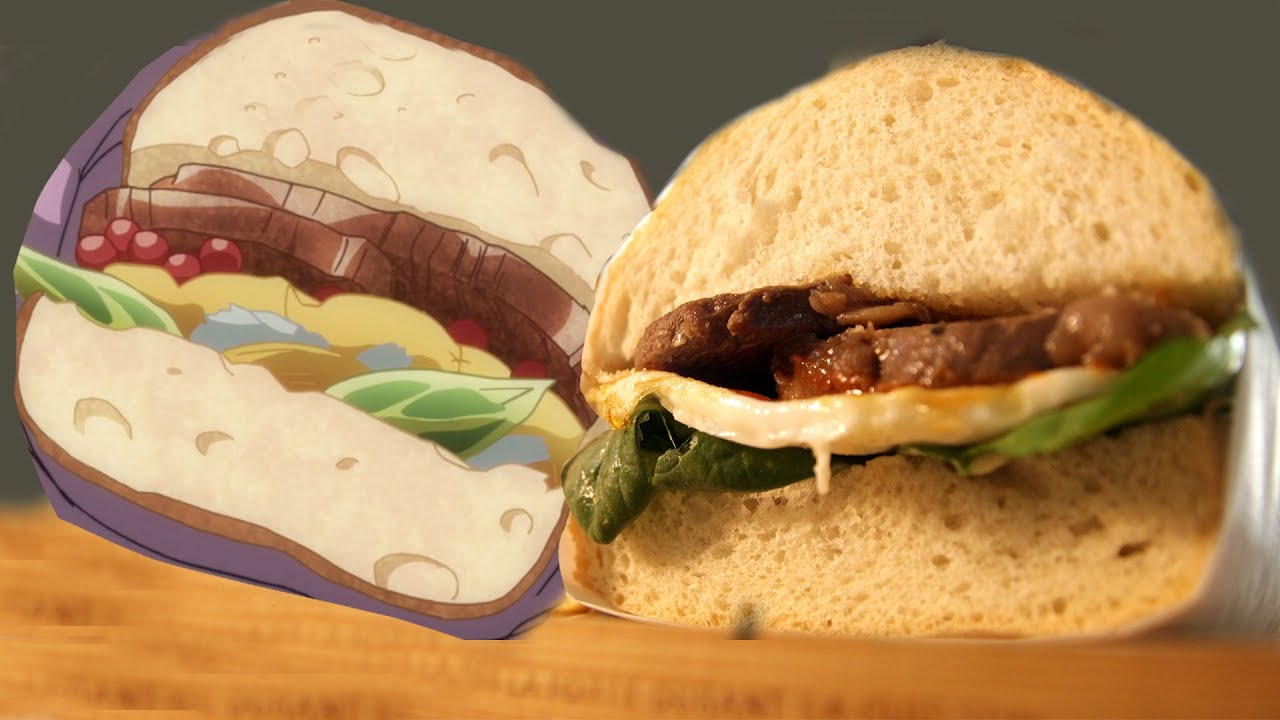 How to make asunas sandwich from sword art online feast of how to make asunas sandwich from sword art online feast of fiction s4 ep28 youtube forumfinder Choice Image