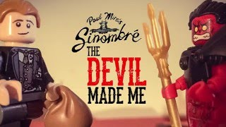 Paul Miro's SInombré: The Devil Made Me