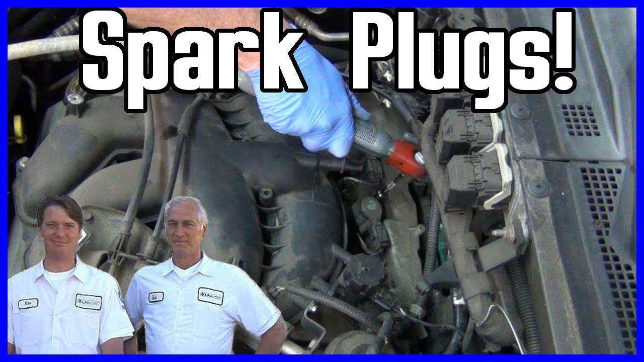 How To Replace Spark Plugs Ford Escape V6 3 0l 2001