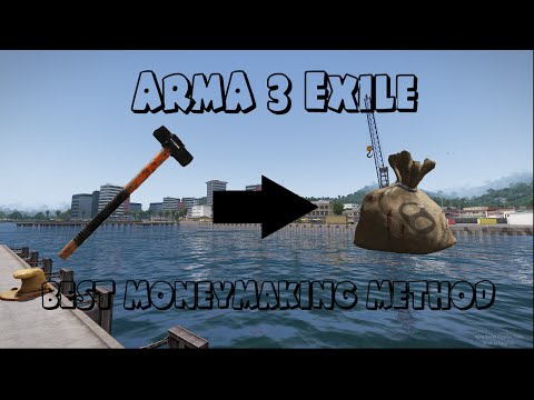 ArmA 3 Exile: Duping Tutorial by K00K00