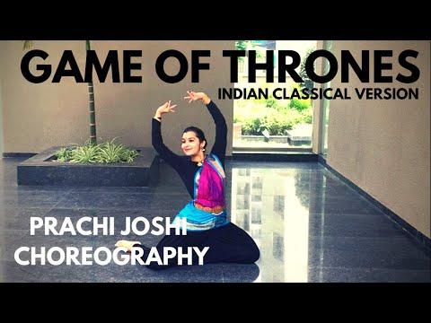 Game of Thrones Theme - Indian Classical Version I Bhakti Joshi
