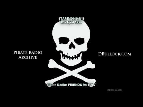 [G040-S1] Friends Fm ~ 08/04/1990 ~ London Pirate Radio