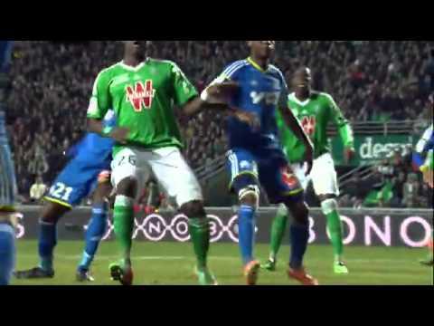 Saint Etienne 1-1 Marsilya (Maç Özeti)