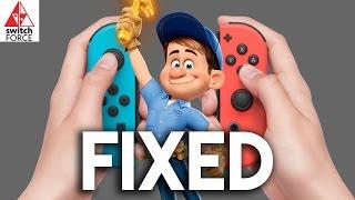 Switch Fix? Nintendo Fixes JoyCon Desync via Modification
