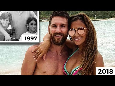 How Lionel Messi Seduced His Childhood Friend Antonella Roccuzzo - Oh My Goal
