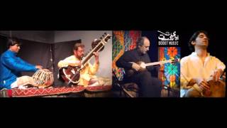 Transcultural Persian & Indian Music: Tar & Sitar Improvisation: Dariush Talai & Kushal Das