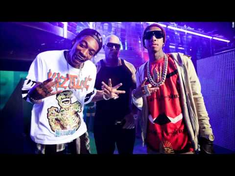 Mally Mall Ft. Tyga & Wiz Khalifa - Drop Bands On It (Explicit)