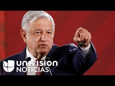 AMLO pide que se exija una identificación oficial a quienes compren un boleto de autobús en México